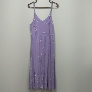 Old Navy Midi Dress, Size L